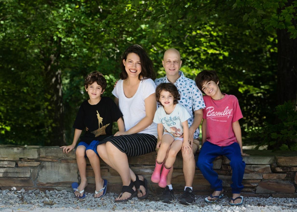 Taro and his family