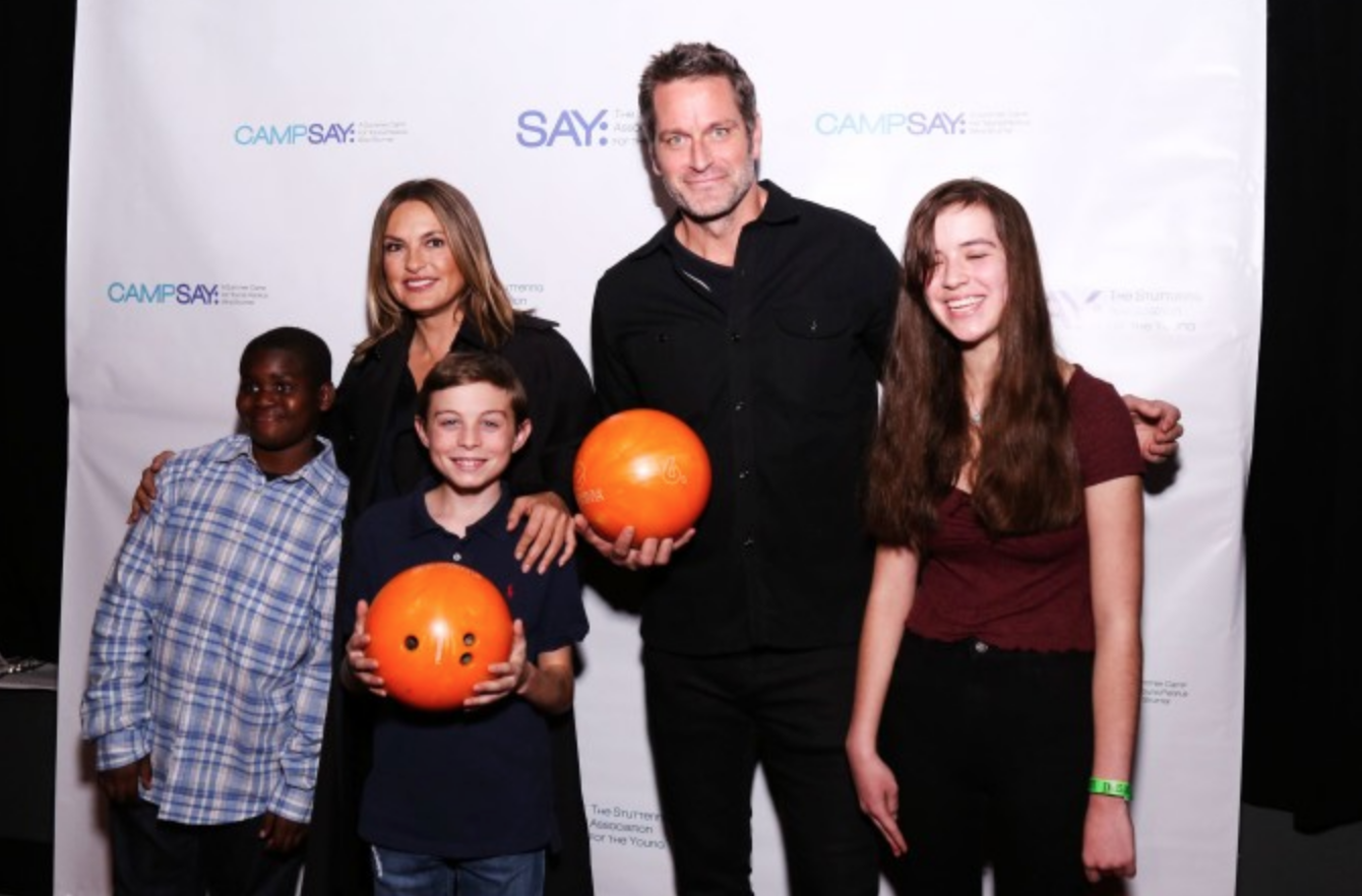 Paul Rudd Hosts the Annual All-Star Bowling Benefit for SAY