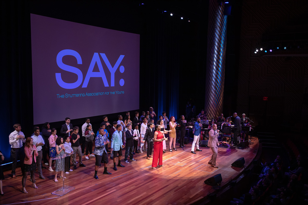 Thank you for supporting the SAY Gala!