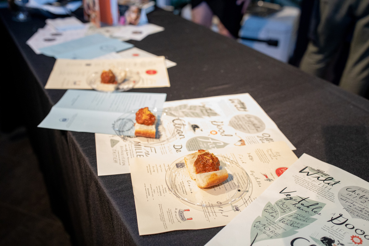 SAY: 17th Annual Chefs' Gala – Event